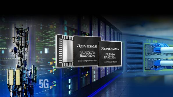 Multiphase controllers and smart power for 1000A AI loads