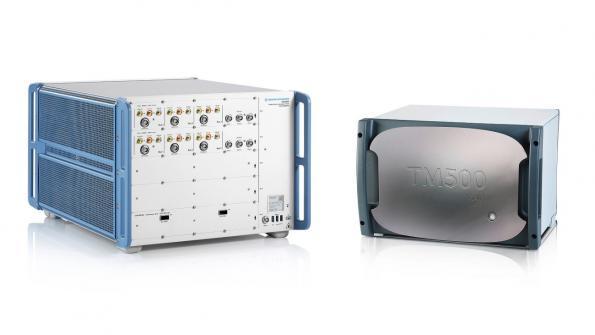 Rohde&Schwarz, VIAVIteam on 5G NR test