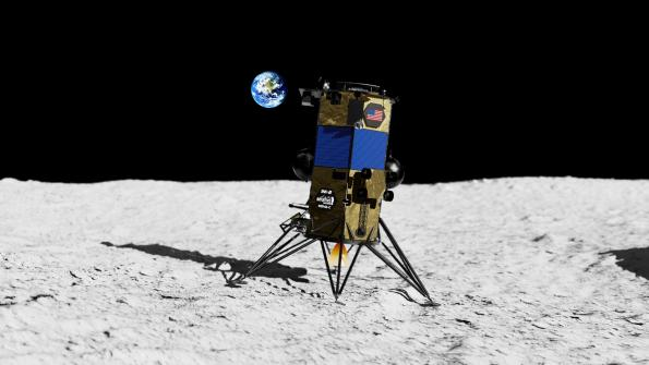 Nokia to build 4G network for the Moon