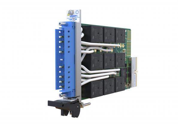 High load switching in a single PXI slot