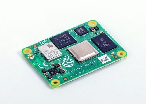The Raspberry Pi 4 Compute card