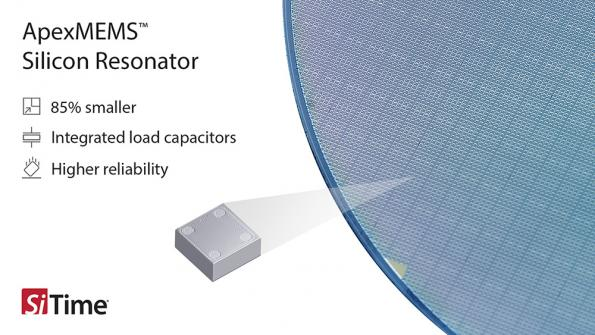 SiTime targets $2B precision resonator with MEMS technology