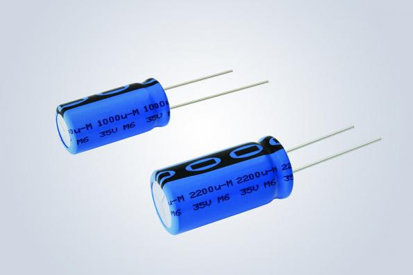 Miniature aluminium capacitors for design flexibility