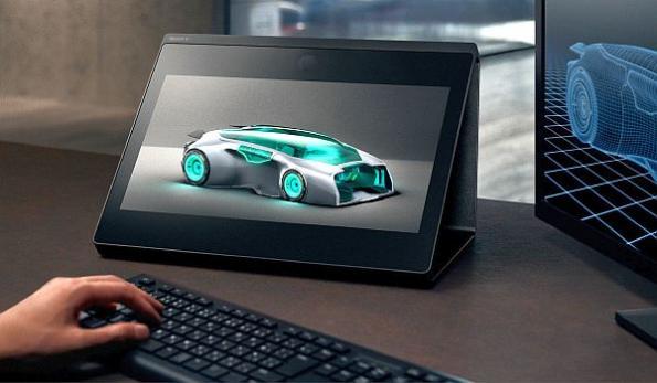 Sony debuts eye-sensing 3D display