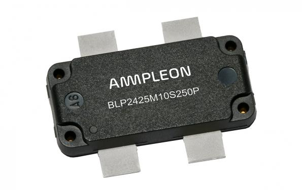 Ampleon BLP2425M10S250P 250-W LDMOS for ISM and solid-state cooking