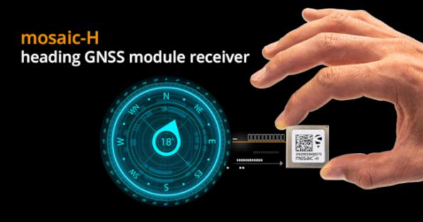 Dual antenna GPS/GNSS module for accurate positioning
