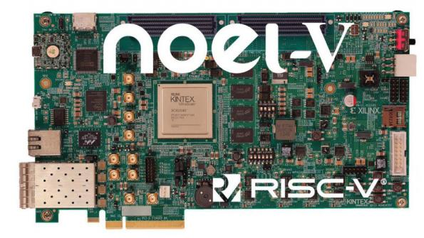 First steps to European multicore RISC-V chip for space
