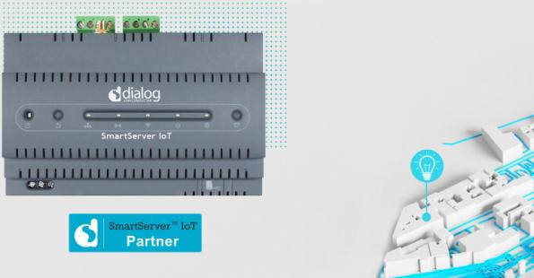 Dialog introduces SmartServer™ IoT partner ecosystem