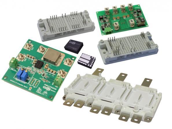Evaluation kits for 650V GaN designs