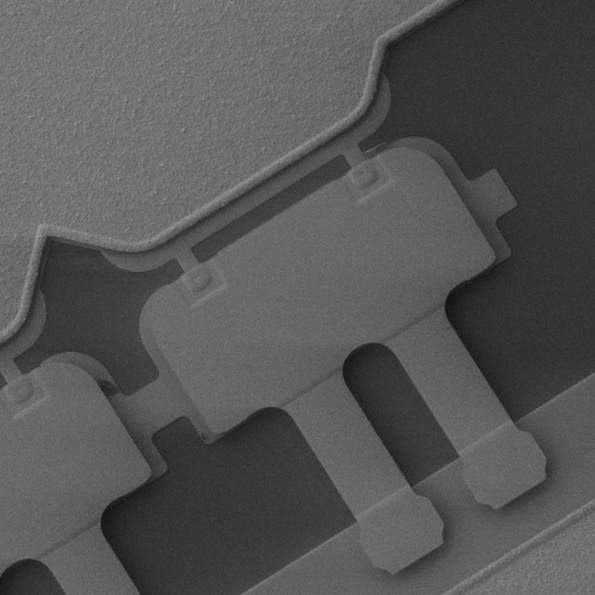 World's highest power density MEMS RF switch