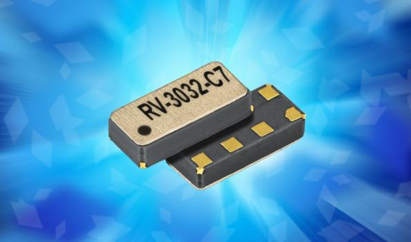 The RV-3032-C7 Real-Time Clock (RTC) module from Micro Crystal
