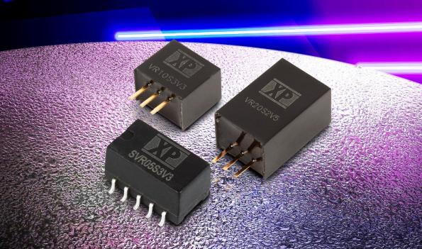 Surface mount switching regulators for Point of Load designs