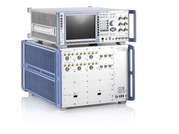 NR LTE coexistence – Dynamic Spectrum Sharing (DSS)