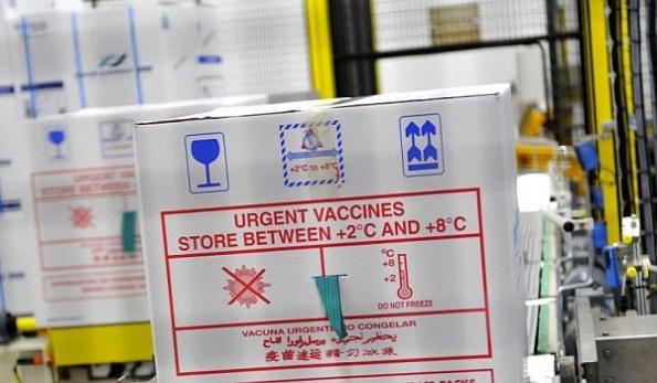 COVID-19 vaccine temp, location tracking pilot is success