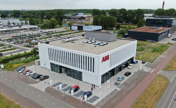 ABB builds global e-mobility R&D centre at TU Delft
