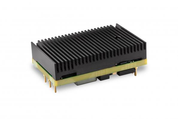 1.5kW quarter brick isolated DC-DC converter for data centres