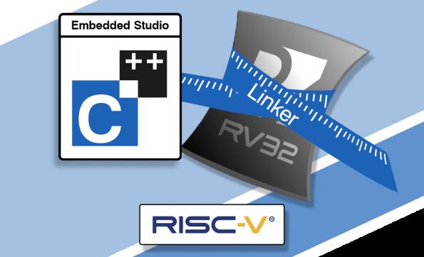 Linker de Segger réduit la taille des applications RISC-V