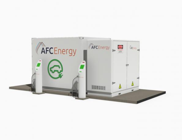 ABB teams with AFC Energy on fuel cell charger