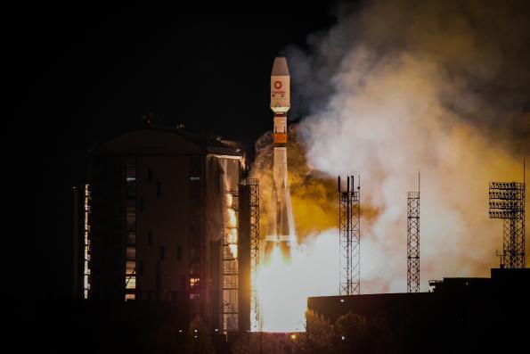 OneWeb launches 36 LEO satellites on Soyuz rocket