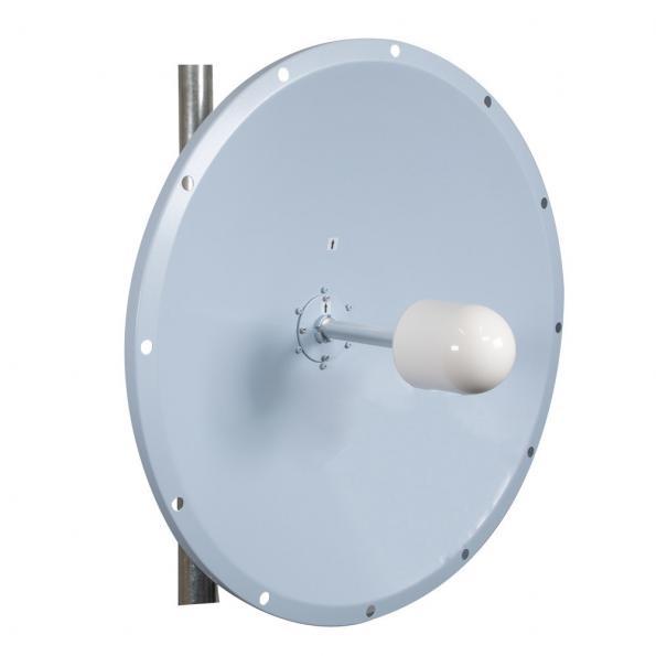 Rugged 3.5 GHz parabolic antennas deliver high-gain