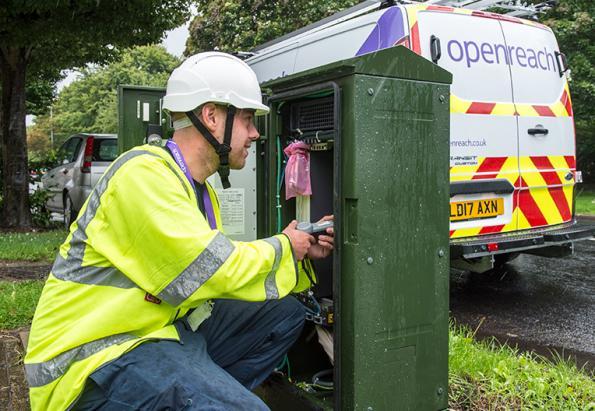 UK doubles broadband Internet use to 85 ExaBytes
