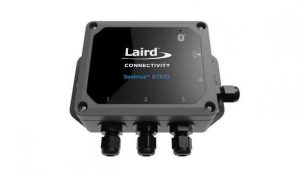 Long-range Bluetooth I/O sensor for harsh IoT environments
