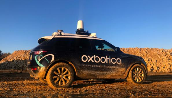 Oxbotica raises $47m for driverless car software roll out