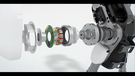 Swiss drive maker teams for exoskeleton tech