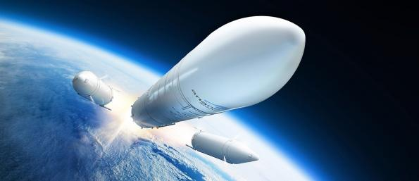 Europe in €13bn space shake up