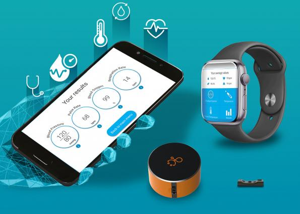 Clinically-accurate health sensor coming to mobile devices