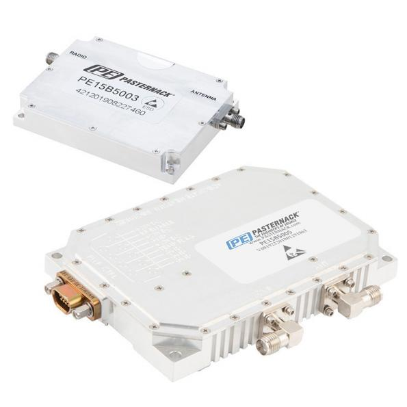 Pasternack bi-directional amplifiers cover VHF/UHF, L, S and C bands