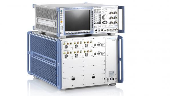 Validated 5G IMS test cases now on the CMW500 and CMX 500