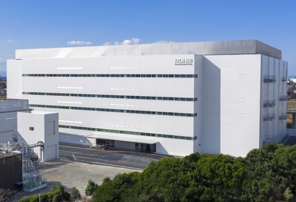 Rohm opens SiC power building