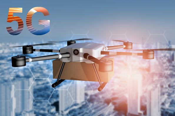 Drone system for BVLOS industrial inspections