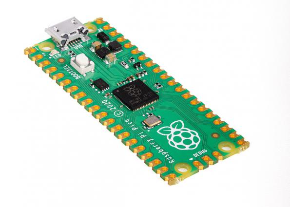 Raspberry Pi moves into the microcontroller market