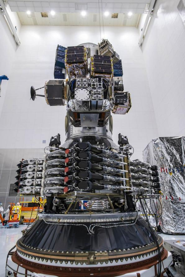 The Transporter1 carried 143 small satellites into orbit