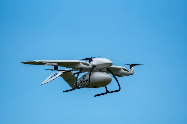 German drone maker raises $22m for series production and Covid-19 vaccine delivery