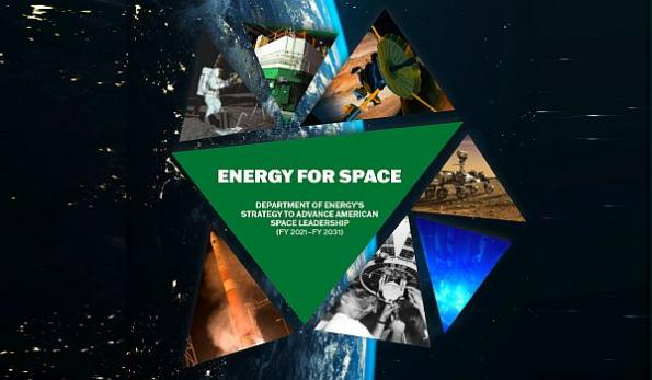 DOE unveils 'Energy for Space' strategy