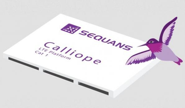 LTE Cat 1 chip platform for high data rate IoT devices