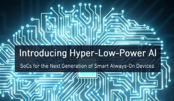 AI SoC enables smart tiny edge devices
