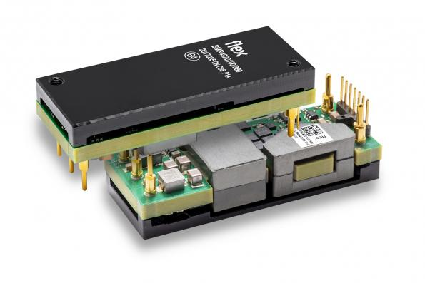 Eighth-brick data centre DC-DC converter delivers up to 1100W