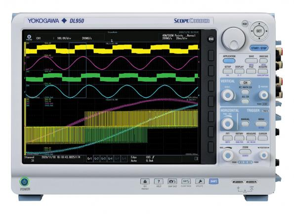 Portable multi-channel data-acquisition recorder