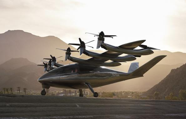 Electric air taxi firm readies for takeoff