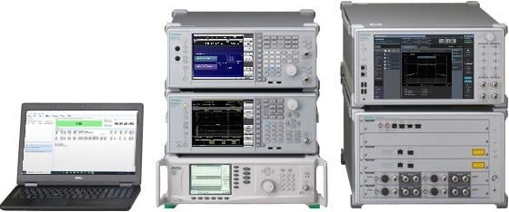 Anritsu launches 5G RF regulatory test system