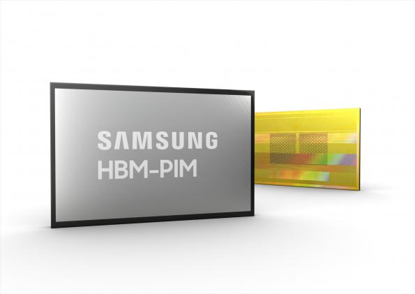 Samsung embeds AI accelerator in memory chip