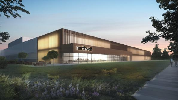 NorthVolt to build battery module factory in Poland