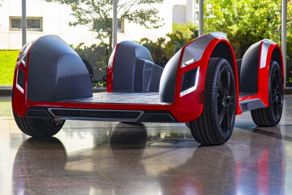 €100m UK engineering centre for electric vehicle tech
