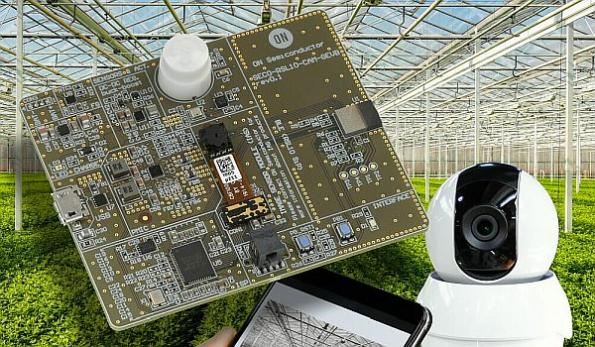 Smart camera brings automatic image recognition to the IoT