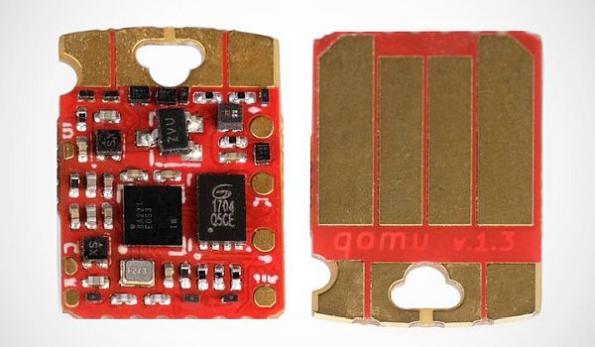 Open-source MCU + eFPGA dev kit fits in USB port