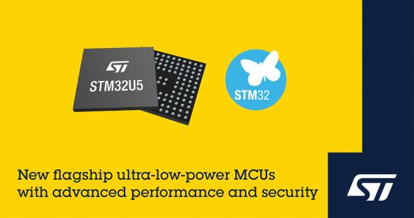 Low-power MCUs offer advanced cybersecurity